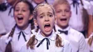 Голоса - Детский хор Светлакова | Слава Богу, ты пришел ...