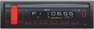 <b>Автомагнитола ACV AVS-914BR 1DIN</b> 4x50Вт — купить без ...