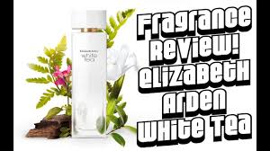 Fragrance Review :: <b>Elizabeth Arden White</b> Tea - YouTube