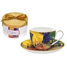 <b>Чайная пара Carmani</b> «Ночная терраса кафе» купить по низкой ...