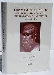 the winged chariot  collected essays on plato and platonism in    the winged chariot  collected essays on plato and platonism in honour of l  m  de rijk