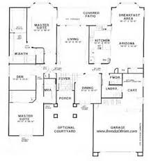 House Floor Plans With Master Suites  Print This Floor Plan    Floor Plans   Two Master Suites
