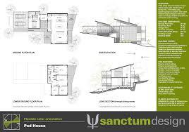 Pod House Plans   Smalltowndjs comLovely Pod House Plans   Pod Homes Floor Plans