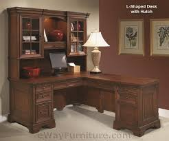 beautiful l shaped desk with hutch home office 5 l shaped executive office desk with hutch beautiful home office shaped