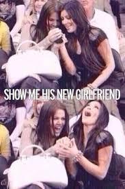Ex Boyfriends Girlfriend on Pinterest | Ex Boyfriend, Boyfriend ... via Relatably.com