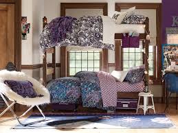 room cute blue ideas: blue and purple dorm gtgt http wwwhgtvcom