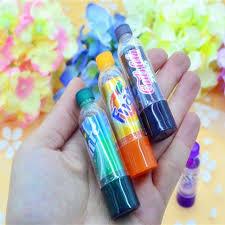 1 шт. радуга цвет привлекательный <b>бальзам для губ</b> Cola губная ...