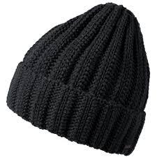 <b>Шапка Fargo</b>, <b>черная</b> - Трикотажные шапки - У нас вы можете ...