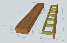 ana white barn beam floating shelf diy projects build floating shelves