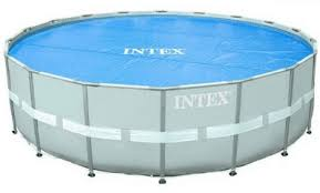 Покрывало для бассейнов <b>Intex 29024</b> 488 см купить в интернет ...