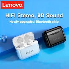 <b>Lenovo Wireless</b> Bluetooth Headset - <b>QT82</b> - Tanziilaat