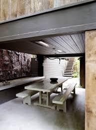 painted picnic table california interiors commune designs