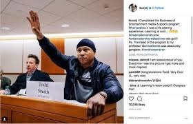 <b>LL Cool J</b> is a Harvard grad - The Boston Globe