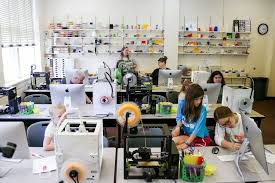 <b>3D</b> Printing: A Step For STEM In <b>Girls</b>' Education