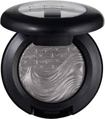 <b>MAC</b> Extra Dimension Eyeshadow - <b>Evening Grey</b> (steel silver ...