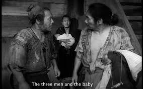 norman holland on akira kurosawa s rashomon after the priest and the woodcutter have told what they saw kurosawa takes his film in a startlingly new direction we hear the cry of an abandoned baby