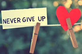 Image result for never give up quotes