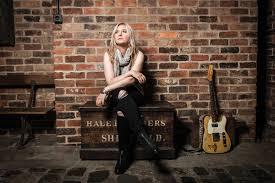 Interview: <b>Joanne Shaw Taylor</b> - Lone Wolf Blues | Guitar.com | All ...