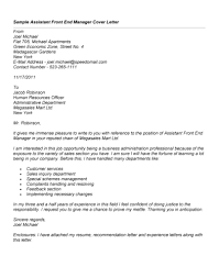 closing a cover letter template closing a cover letter