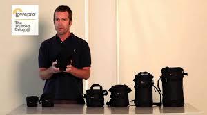 <b>Lowepro</b> S&F <b>Lens Case</b> Preview Video - YouTube