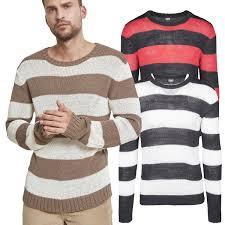 <b>Urban Classics</b> - <b>STRIPED</b> Strick Sweater Pullover | Fruugo NO