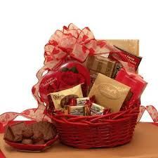Image result for valentines chocolate and biscuit gift hampers for your boyfriend