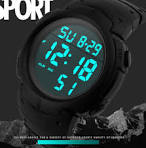 top 10 largest water resistant <b>watch sport men</b> led ideas and get free ...