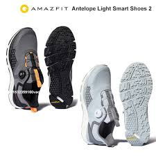Newest Amazfit <b>Antelope Light Smart Shoes</b> 2 Outdoor Sport ...