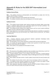 Intermediate Certificate in Software Testing Book Depository