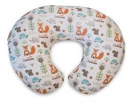 <b>Подушка для кормления</b> Boppy с хлопковым чехлом <b>Chicco</b> ...