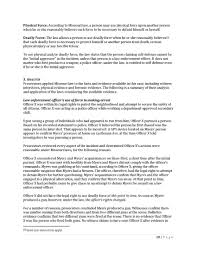 the complete report of the police shooting of vonderrit myers community page 17 report to the community page 18