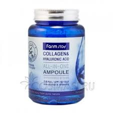 <b>FarmStay</b> Collagen Hyaluronic Acid All-In-One Ampoule: отзывы ...