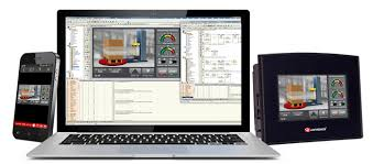 Samba- Perfect <b>programmable</b> controllers with color HMI