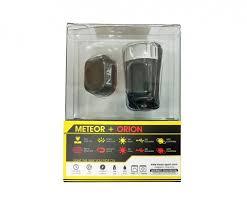 Комплект фонарей <b>Moon Meteor 300</b> и Orion: купить, цены в Москве