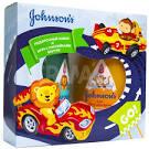 <b>Набор подарочный Johnson's</b> Baby (шампунь-гель + гель для душа)