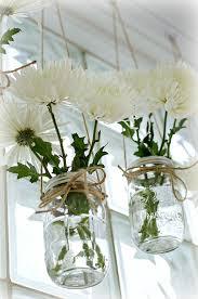 mason jar window treatment adore diy hanging mason jar