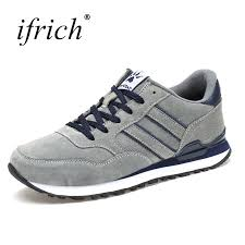 Ifrich 2019 <b>New Arrival Autumn Winter</b> Men's Trainers Sneakers ...