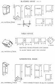 Bird Houses Boys Can Build  BLUEBIRD HOUSE    WREN HOUSE    WOODPECKER