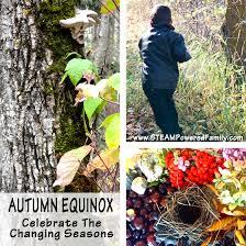 Autumn Equinox Wild Harvest Sensory Bin