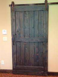vintage sliding barn door custom made to fit your style zoom barn style sliding doors
