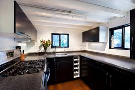 Small Picture Top 3 Tiny Kitchen Design Layouts TinyHouseBuildcom