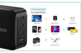 <b>UGREEN</b> launches a new, compact, multi-<b>USB</b> 65W GaN <b>charger</b> ...