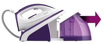 Купить <b>Парогенератор Philips HI5912/30</b> фиолетовый/белый по ...