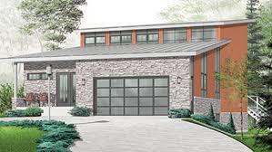 Hillside Home Plans   Hillside Home Designs from HomePlans com Bedroom  Bathroom Modern Home Plan HOMEPW
