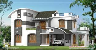 Modern contemporary homes  Contemporary homes and Kerala on Pinterest