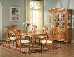oak dining room tables light oak dining table and chairs
