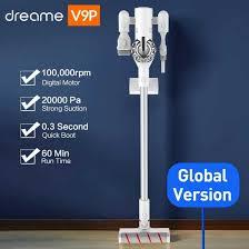 Беспроводной ручной <b>пылесос Xiaomi Dreame</b> V9P PRO – купить ...