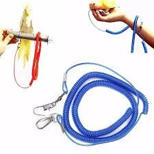 Anti-bite <b>Parrot</b> Flying Training Rope <b>Bird</b> Lead <b>Leash</b> Kits Outdoor ...