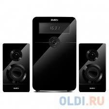 <b>Колонки Sven MS</b>-<b>2250</b> 2.1 <b>Black</b> — купить по лучшей цене в ...