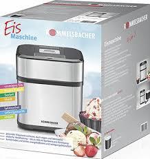 <b>Мороженица Rommelsbacher IM 12</b> купить в интернет-магазине ...